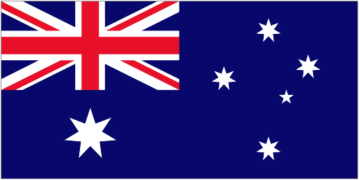 International shipping to Australia
